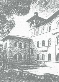 Istituto Serafico per ciechi e sordomuti in Assisi