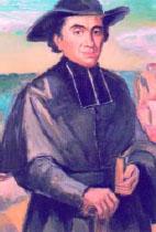 Ritratto del beato Bonhomme Pierre