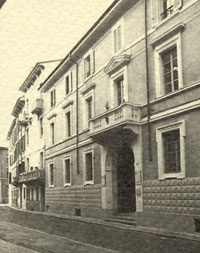 Parma - ex Sede Istituto dei Sordomuti