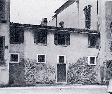 """Prima Sede Istituto """"Provolo"""" di Verona"""