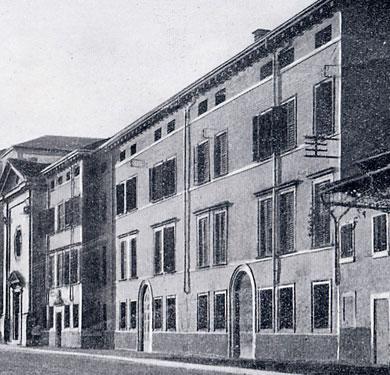 """Istituto per Sordomute """"Fortunata Gresner"""" di Verona"""