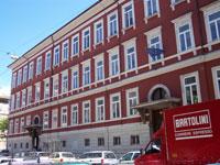 Ex Scuola per Sordomuti di Trieste in Via Donadoni