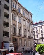Prima Scuola per Sordomuti di Largo Sonnino in Trieste