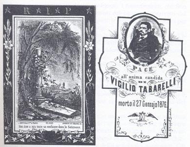Memoria del Pittore Virgilio Tabarelli