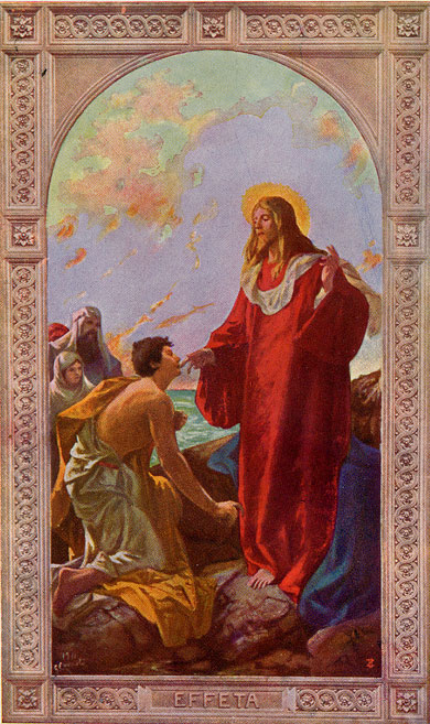 Dipinto del pittore e scultore fiorentino Giuseppe Cassioli