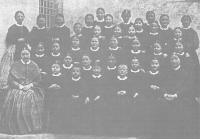 Le sordomute nel 1867