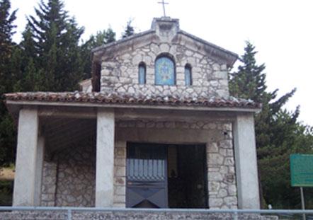 Cappella Miracolo Addolorata