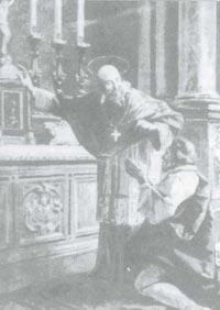 San Francesco istruì il sordomuto che si chiamava Martino
