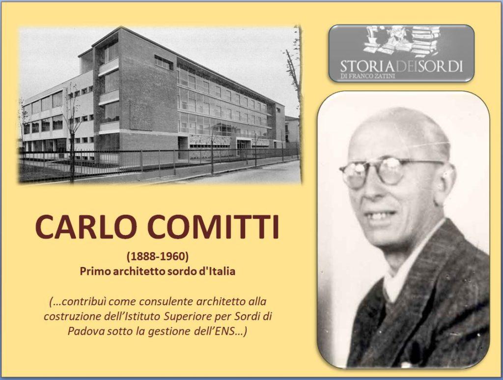 Comitti Carlo 1888-1960