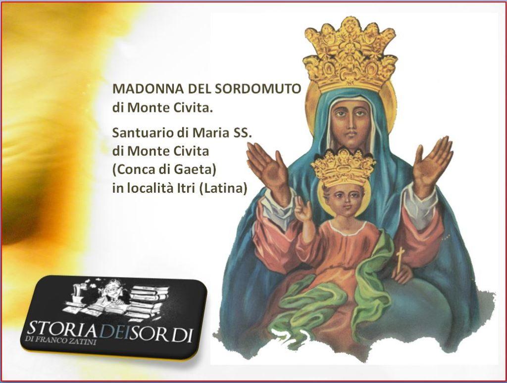 Madonna del Sordomuto di Monte Civita