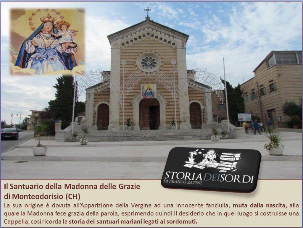 Santuario Madonna delle Grazie di Monteodorisio