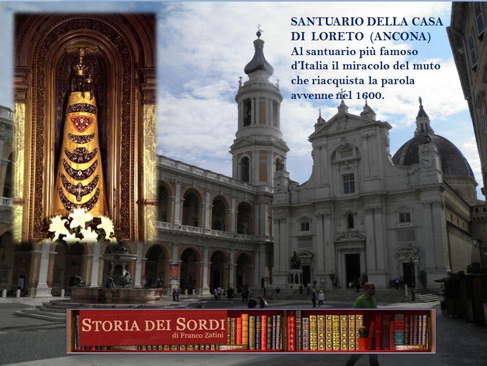 Santuario della Casa di Loreto (Ancona)