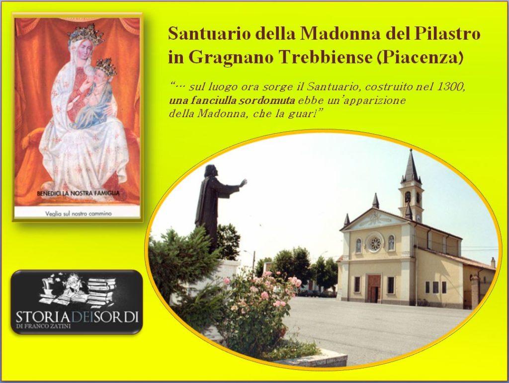 Santuario di Madonna del Pilastro in Gragnano Trebbiense