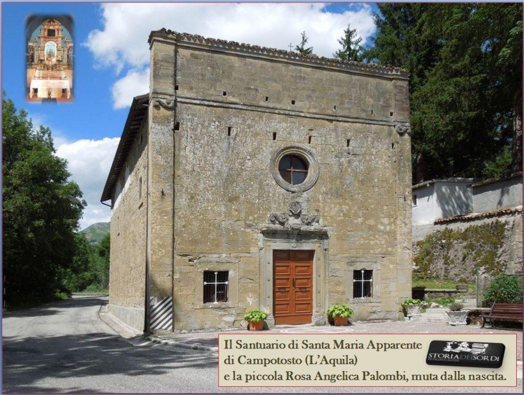 Santuario di Santa Maria Apparente Campotosto