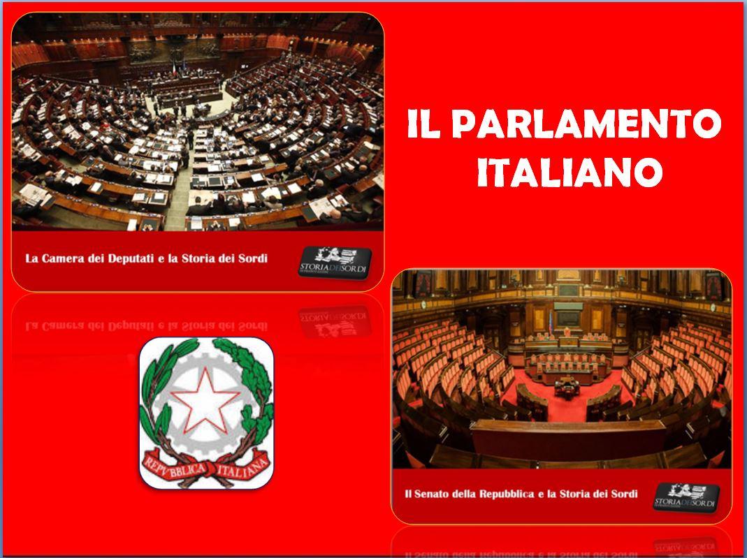 Camera dei deputati e senato della repubblica for Funzioni della camera dei deputati
