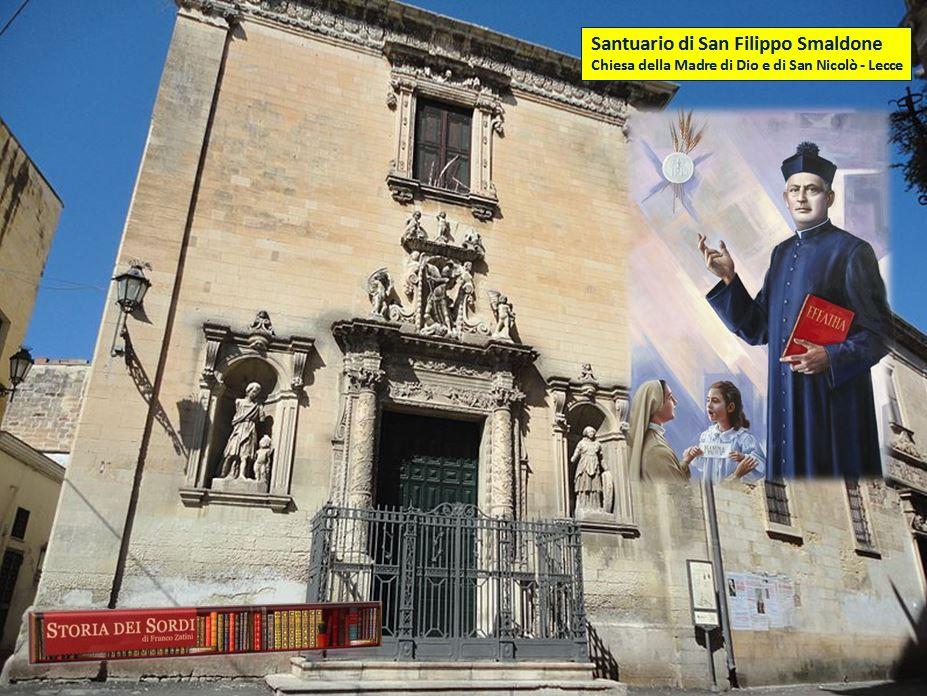 Santuario di San Filippo Smaldone Lecce