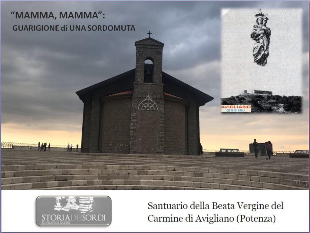 Santuario della Beata Vergine del carmine di Avigliano