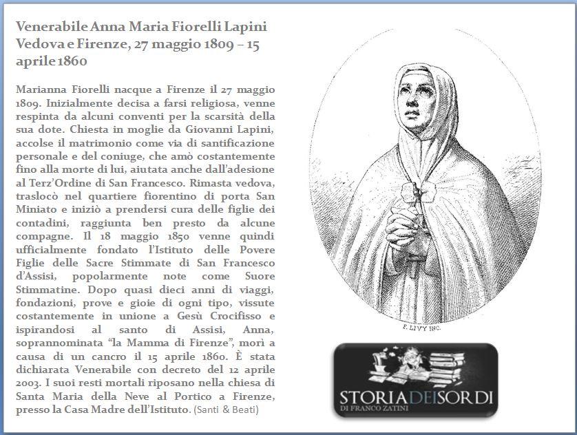 Anna Maria Fiorelli Lapini