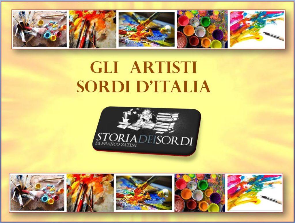 Gli Artisti Sordi d'Italia