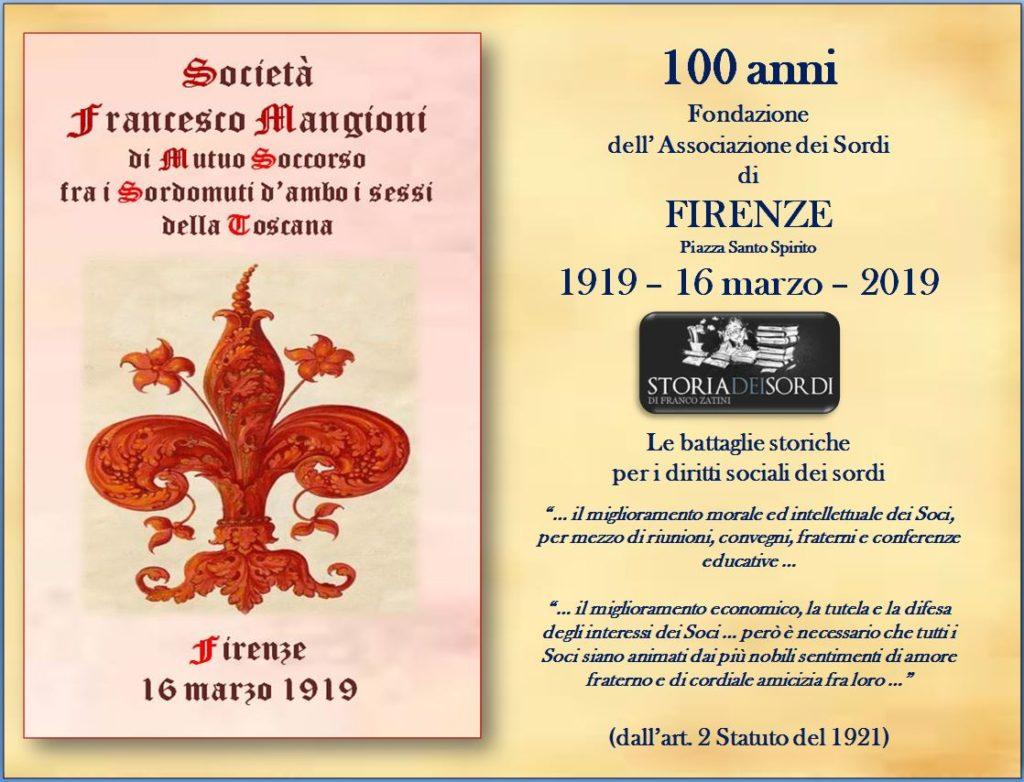 Associazione Francesco Mangioni 1919