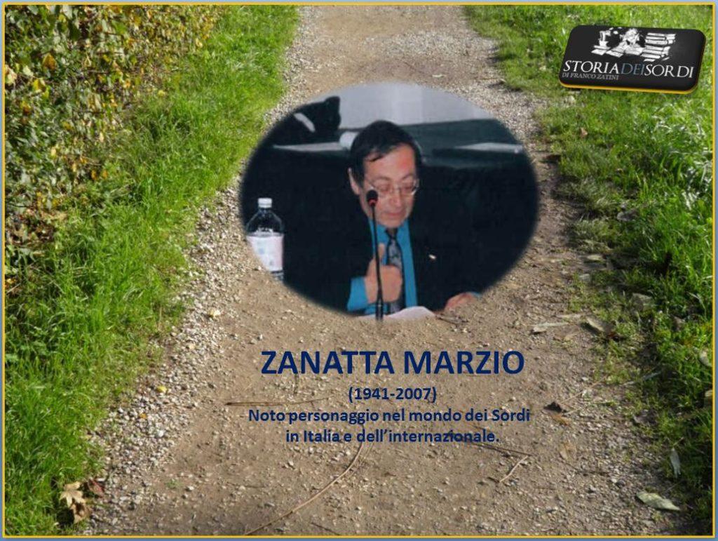 Zanatta Marzio