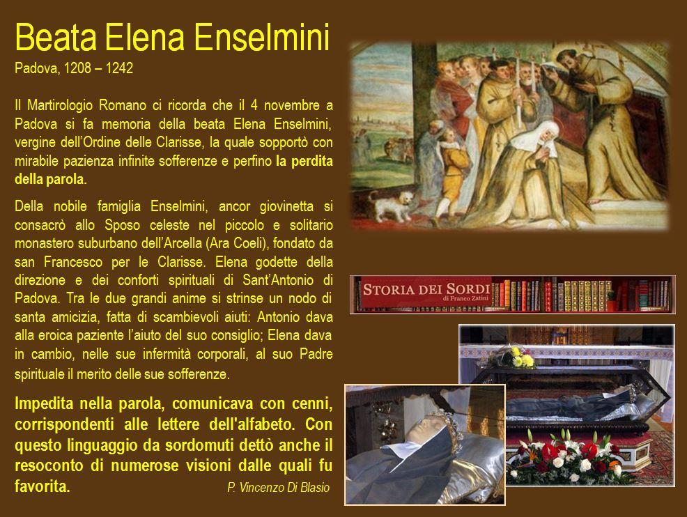 Enselmini Elena (Beata)