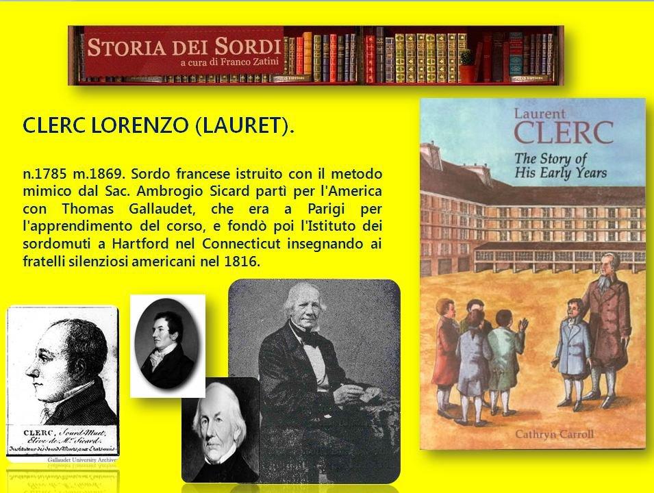 Clerc Lorenzo