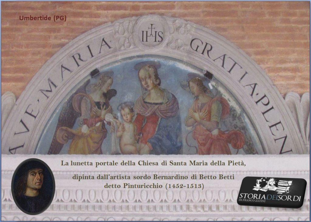 Pinturicchio 1452 - 1513