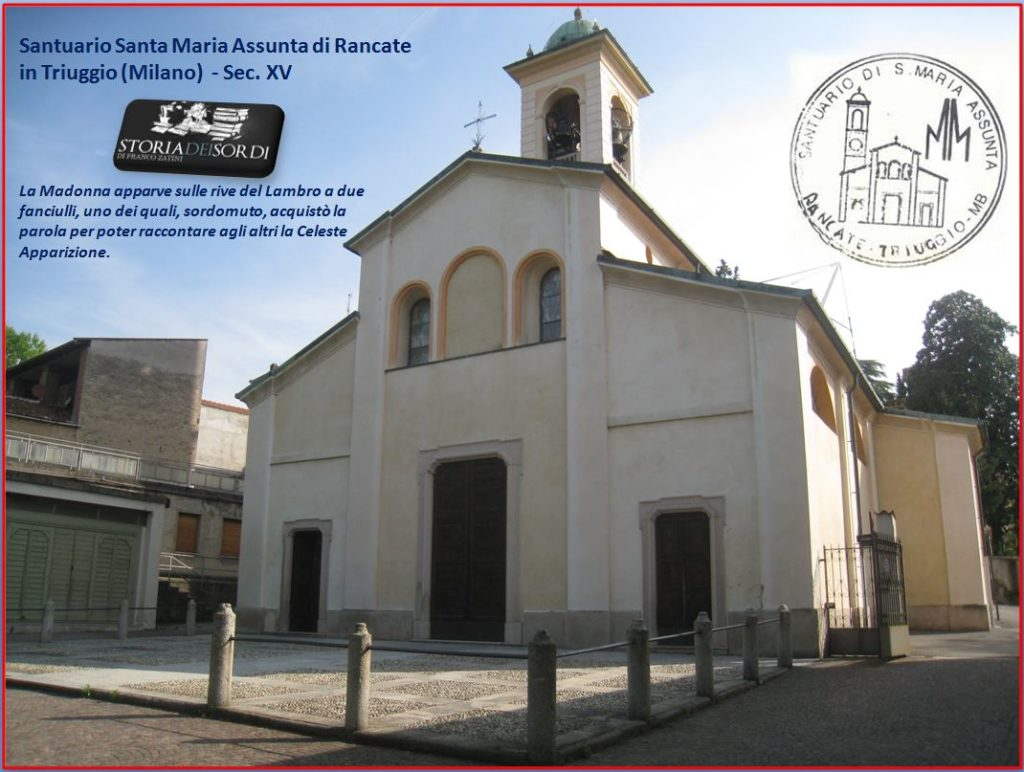 Santuario Santa Maria Assunta di Rancate