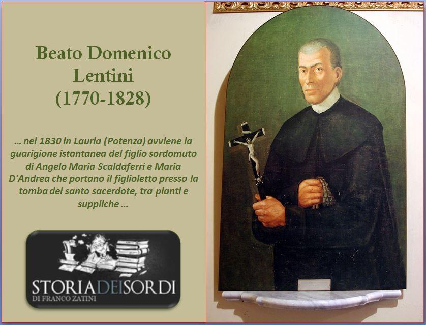Beato Domenico Lentini
