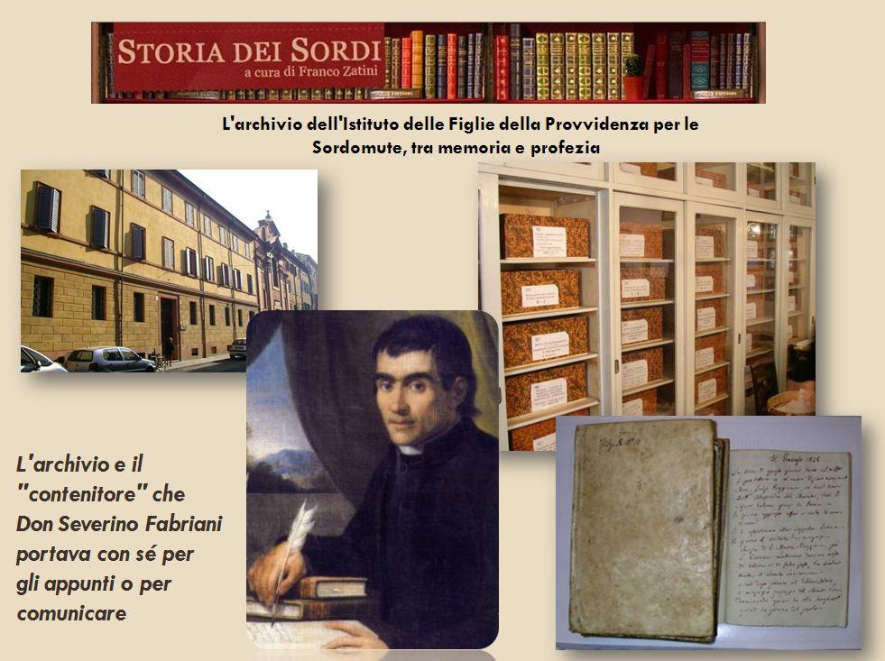 Archivio Istituto Fabriani Modena