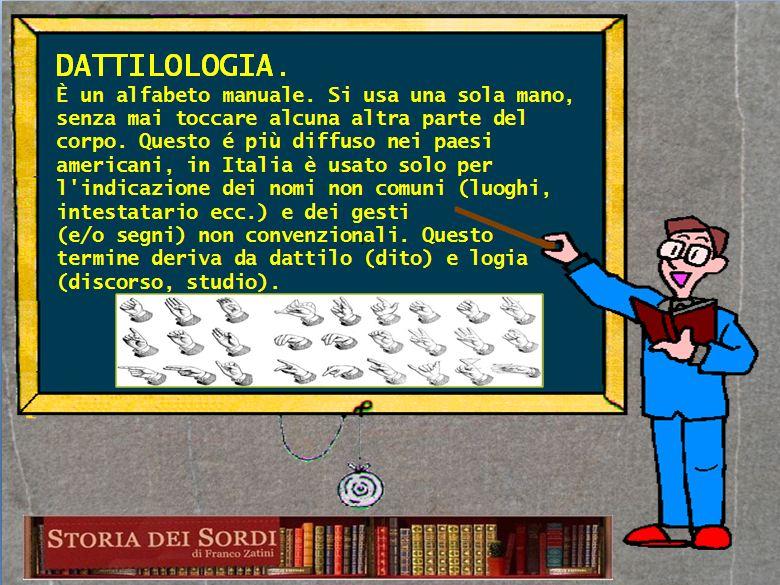 Dattilologia