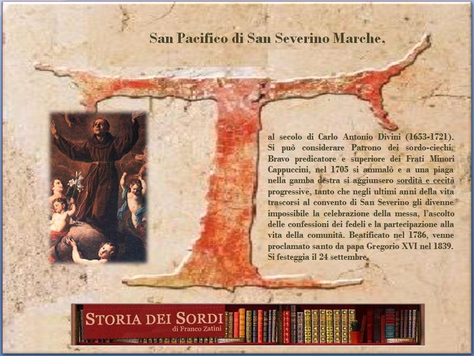San Pacifico di San Severino Marche
