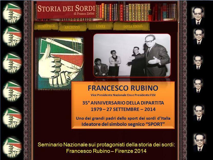 Francesco Rubino Sport