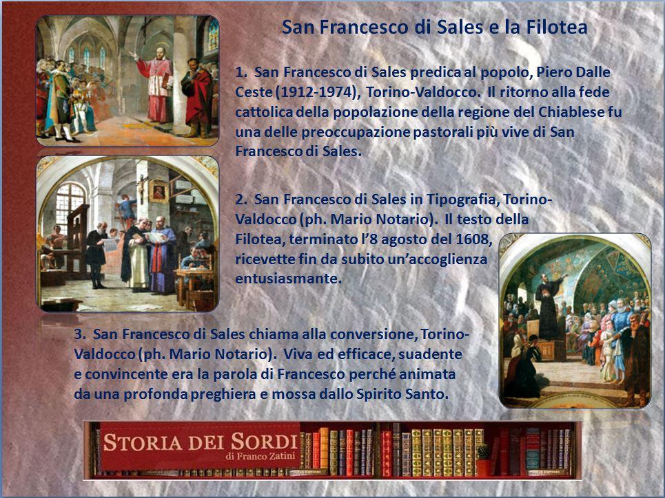 San Francesco di Sales e la Filotea