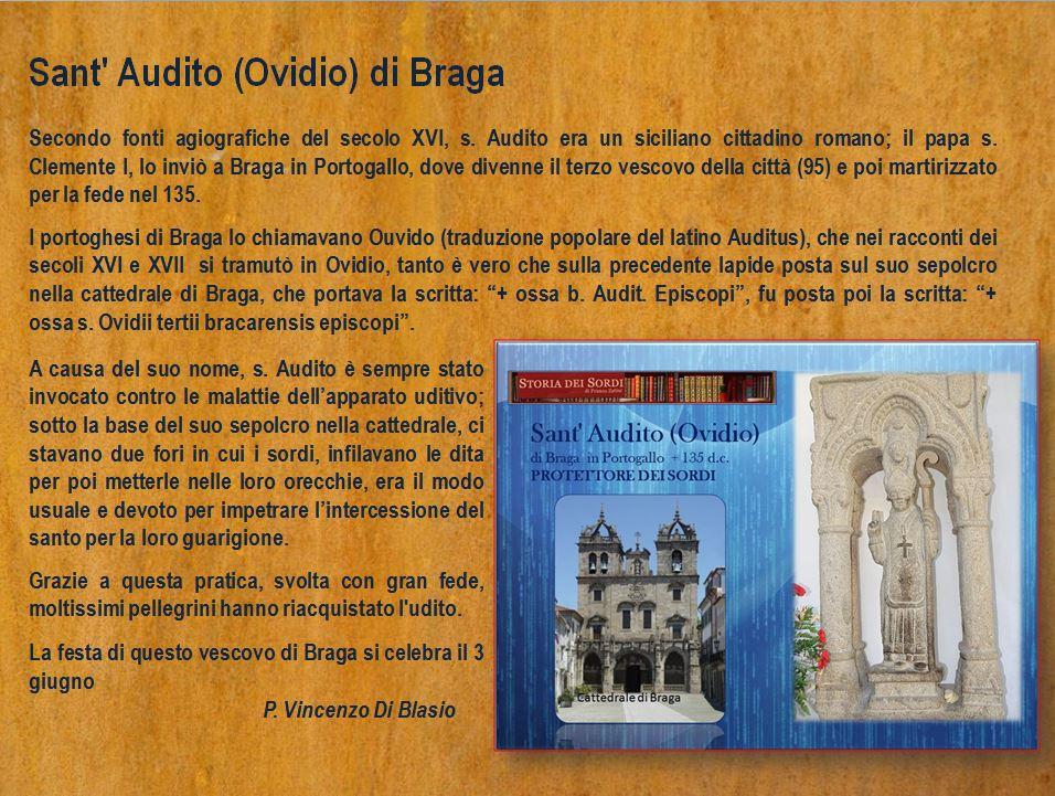 Sant'Audito Ovidio