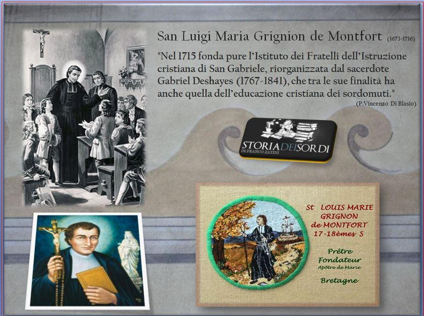 Luigi Maria Grignion de Montfort