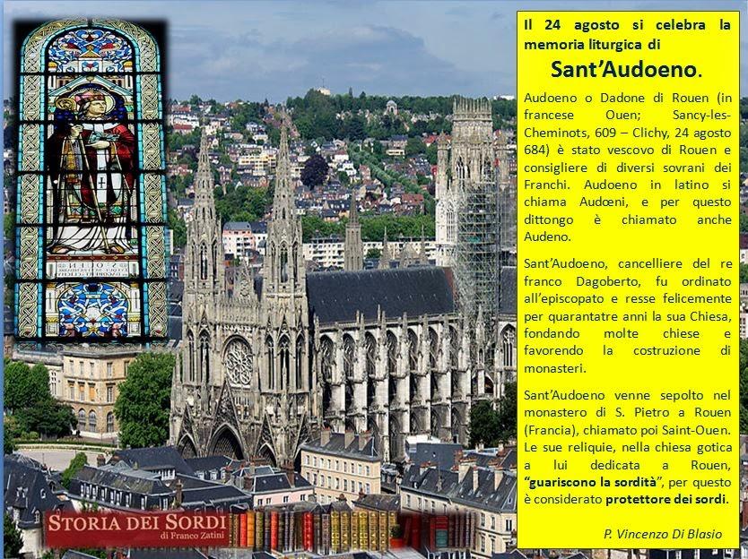 Sant'Audoeno di Rouen