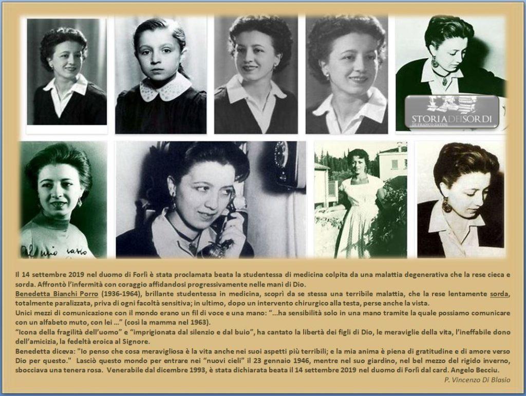 Benedetta Bianchi Porro (1936-1964)
