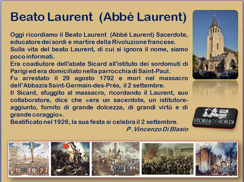 Beato Laurent