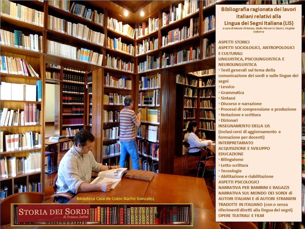 Bibliografia Lis