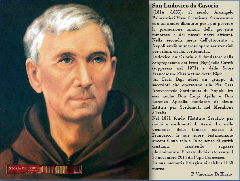 Ludovico da Casoria (Santo)