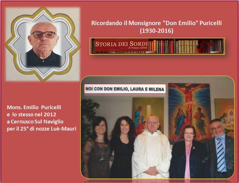 Puricelli Emilio Famiglia Luè-Mauri