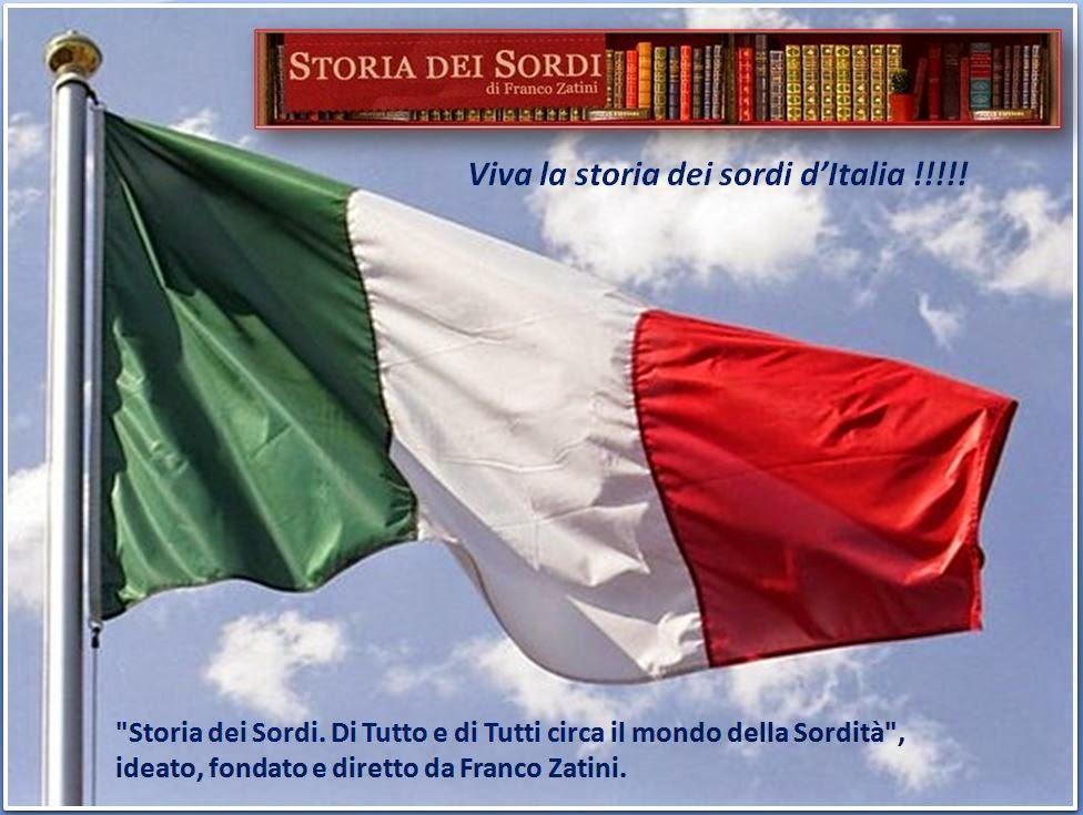 Storia dei Sordi d'Italia