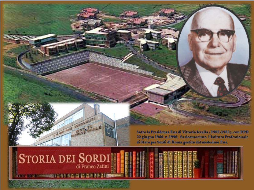 1951 Istituto Magarotto di Roma sotto la presidenza Ieralla