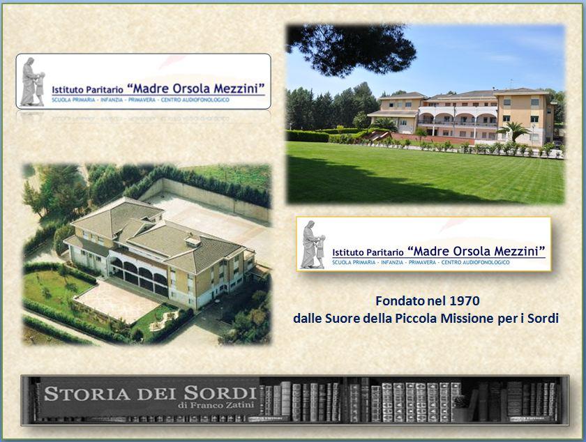 1970 Istituto Sordi di Benevento