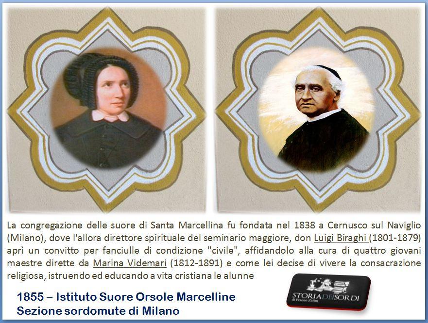 1855 Istituto Suore Orsole Marcelline Milano