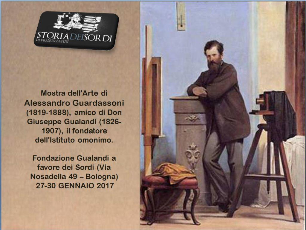 Alessandro Guardassoni e Giuseppe Gualandi