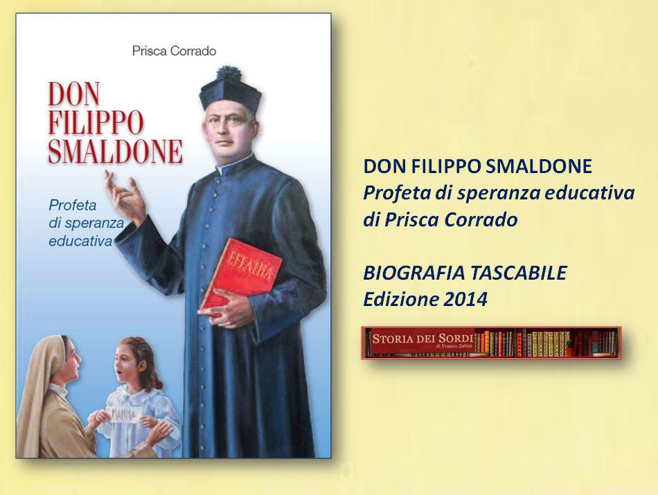 Biografia di Filippo Smaldone