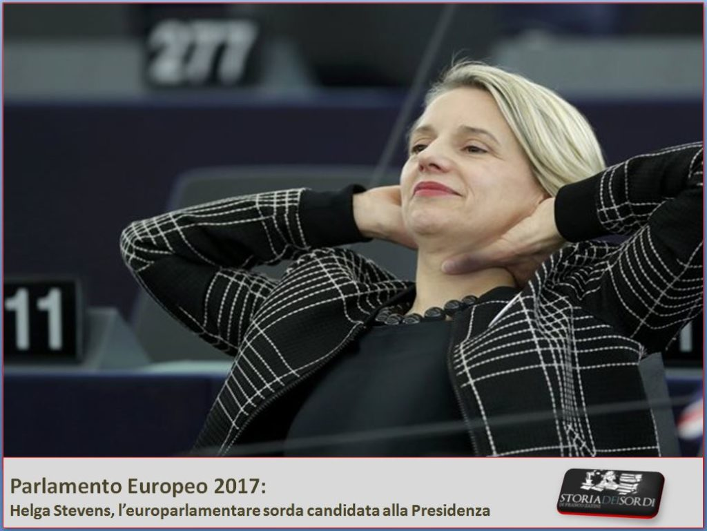 Helga Stevens parlamento europeo